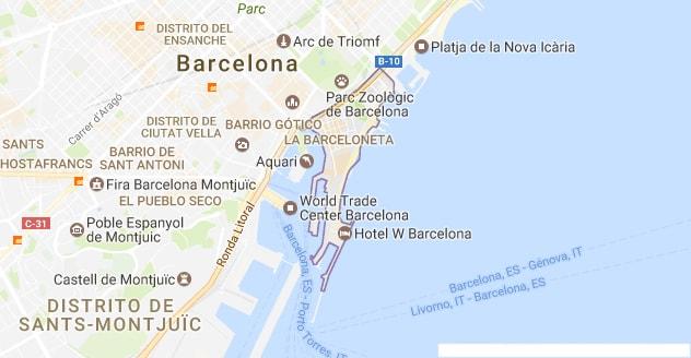Cerrajeros en la Barcelona