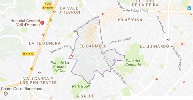 Cerrajeros Carmel Barcelona
