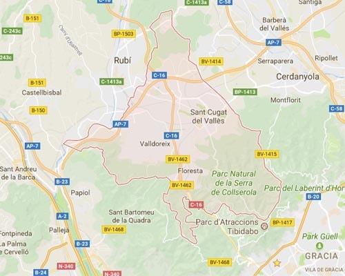Cerrajeros Sant Cugat 24 horas
